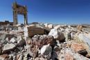 L'EI a ruiné les plus belles ruines de Palmyre