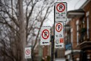 Stationnement: la saison des amendes s'ouvre à Montréal