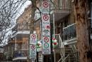 Stationnement:Coderre assure que la signalisation sera améliorée