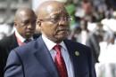 Afrique du Sud: le président Zuma reconnaît une faute mais ne démissionne pas