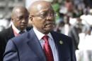 Le président sud-africain coupable d'avoir violé la Constitution