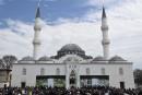Le président turc inaugure une mosquée au Maryland