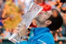 Novak Djokovic sur une autre planète
