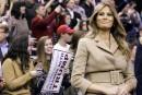 Melania Trump fait son entrée dans la campagne de son mari