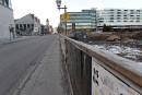 La rue Dalhousie fermée du 11au 20avril
