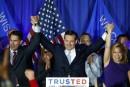 La victoire de Cruz dans le Wisconsin galvanise les anti-Trump