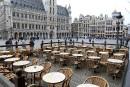 Les touristes se font désirer à Bruxelles