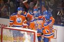 Des adieux victorieux au Rexall Place pour les Oilers