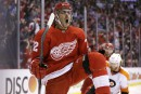 Les Red Wings gagnent un match crucial