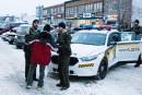 Les policiers de la SQ réclament des caméras corporelles en milieu autochtone