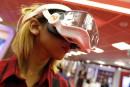 La réalité augmentée fait une percée aux États-Unis, grâce aux réseaux sociaux