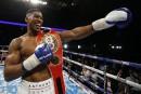 IBF: Anthony Joshua nouveau champion des poids lourds