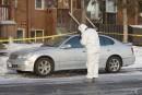 Cinq hommes accusés de meurtre au premier degré