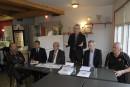 Le Centre-du-Québec se mobilise contre l'importation de lait diafiltré
