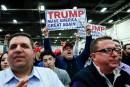 Primaires de New York: Clinton et Trump largement en tête