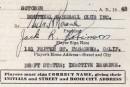 Montréal accueillera brièvement les premiers contrats de Jackie Robinson