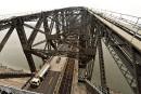 Labeaume espère peindre le pont de Québec pour une fraction du prix