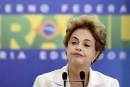 Rousseff perd du terrain avant le vote sur sa destitution