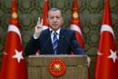 Turquie: cinq personnes incarcérées pour «insulte» au président
