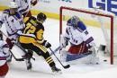 Patric Hornqvist mène les Penguins à la victoire