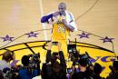 Kobe Bryant finit sa carrière en marquant 60 points