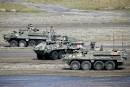 Les Philippines espèrent que les forces américaines «dissuaderont» la Chine