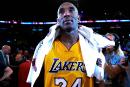À son tour, la NBA remercie Kobe Bryant avec un poème