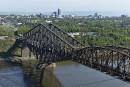 Peinture du pont de Québec: un décapage au laser?