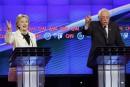Débat acrimonieux pour Clinton et Sanders à New York