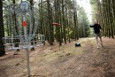 Disc golf: le parc Victoria perd de l'intérêt, dit Dauphinais