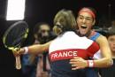 Fed Cup: les Françaises affronteront les Tchèques en finale