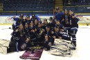 Coupe Dodge en hockey féminin: la Mauricie rafle deux titres