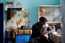 Les irréductibles de la zone contaminée de Tchernobyl