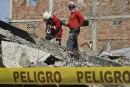 Quelques lueurs d'espoir en Équateur