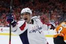 Les Capitals malmènent les Flyers 6-1