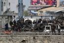 Les talibans frappent à Kaboul: 30 morts et plus de 300 blessés