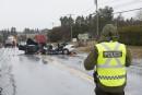 Accident sur le 112: l'identité de la victime dévoilée