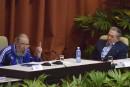 Raul Castro entouré de la vieille garde jusqu'à son départ