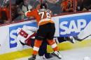 Flyers: Bellemare est suspendu un match