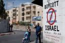 Le boycott d'Israël gagne du terrain