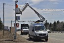 Implantation chaotique des radars photo