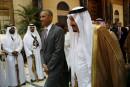 Obama en visite à Riyad dans un climat difficile
