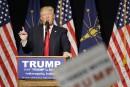 Clinton et Trump galvanisés après leur victoire à New York