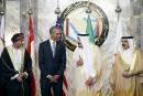 Washington et les monarchies du Golfe unis pour «détruire l'EI»