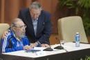 Les frères Castro à l'unisson contre la menace capitaliste