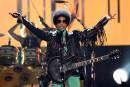 Prince avait offert deux présences fort différentes au Festival de jazz