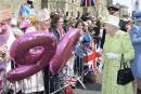 La reine Élisabeth II célèbre son 90e anniveraire