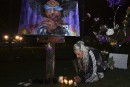 Pluie d'hommages pourpre après la mort de Prince