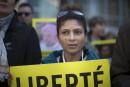 Quatre ans de prison pour Raif Badawi: c'est «beaucoup» pour ses enfants, ditEnsaf Haidar