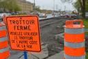 782 chantiers routiers à Québec cet été